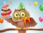 Birthday Owl