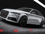 Big Boy Toyz Wallpaper - Audi RS6 Sedan 2016