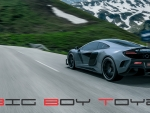 Big Boy Toyz Wallpaper - Mclaren 675lT 2016