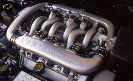 Ford gt 2017 engine
