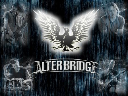 Alter Bridge Music Entertainment Background Wallpapers