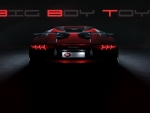 Big Boy Toyz Wallpaper - Lamborghini Aventador Super Veloce
