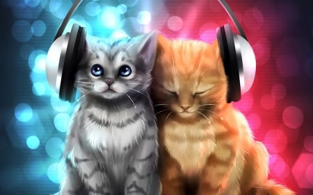 Cool cats other abstract background wallpapers on - Cool backgrounds of cats ...