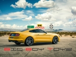 Big Boy Toyz Wallpaper - Ford Mustang GT 2016