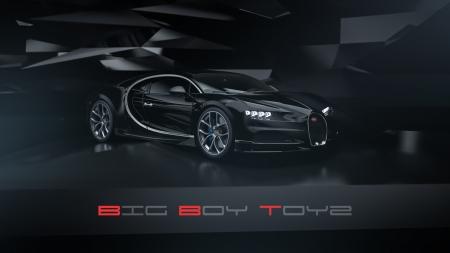 Big Boy Toyz Wallpaper Bugatti Chiron 2017 Bugatti