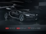 Big Boy Toyz Wallpaper - Bugatti Chiron 2017