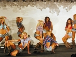 Cowgirls Dancing..