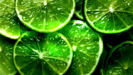 limes - cool, limes, collage, fun, abstract