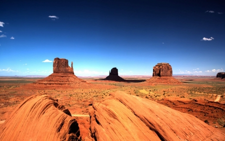 desert view - fun, desert, cool, nature, mountain