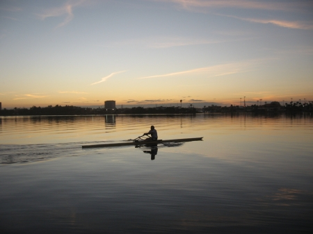 Sunrise Row - Sunrise, Rowing, Florida, Boats