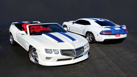 trans am and firebird - concept, trans am, muscle cars, firebird, pontiac