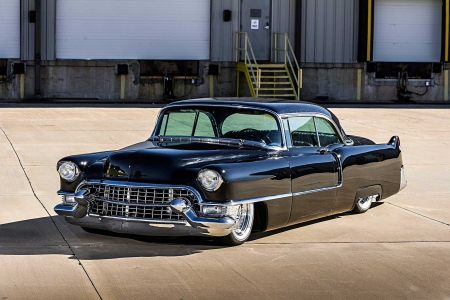 1955-Big-Body-Cadillac - Cadillac & Cars Background Wallpapers on