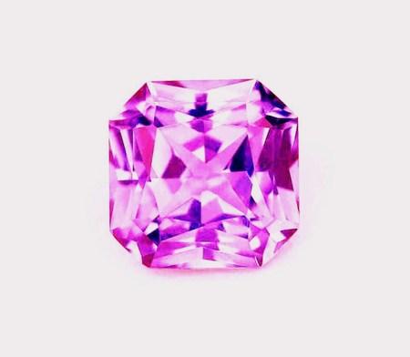 Thats A Pink Sapphire Gem Stone