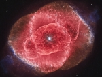 The Cat's Eye Nebula from Hubble
