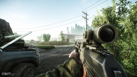 Escape From Tarkov - survival, video game, game, first person, Combat, gun, gaming, CQB, military, tactical, weapon, realistic, WAR, fighting, online, shooter, HD, Escape From Tarkov, FPS