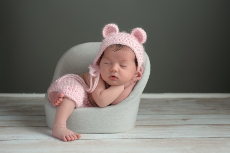 Sleeping Baby Girl Other People Background Wallpapers On Desktop Nexus Image 2221477