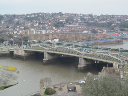 Rochester Road & Rail Bridges - History, Rivers, Bridges, Architecture, Crossings