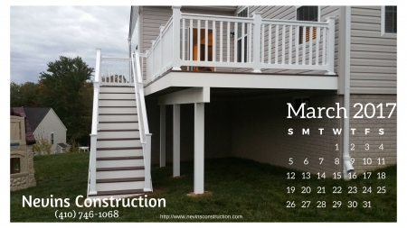 Composite Deck - deck builder, maryland deck builders, custom deck, composite deck