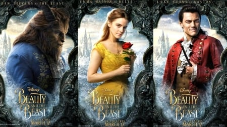 Beauty And The Beast 2017 Movies Entertainment