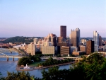 Pittsburgh From Duquesne Heights