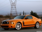 2007 Saleen/Parnelli Jones Limited Edition Mustang