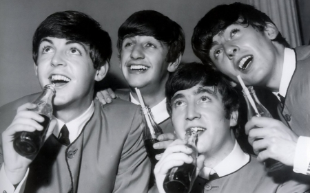 the beatles - beatles, singers, music, band