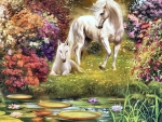 Enchanted Garden Unicorn F