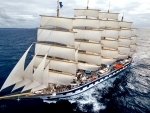 Many Masted Sailing Ship 1