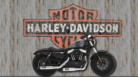 2017 Harley Davidson Forty Eight - 2017 Harley Davidson Motor Cycle Wallpaper, 2017 Harley Davidson