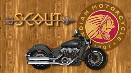 2017 Indian Scout 3