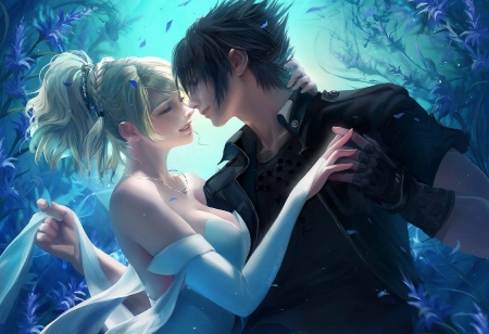 Blue Haven - Final Fantasy & Anime Background Wallpapers on