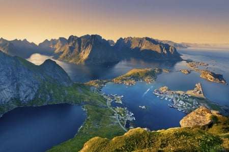 Lofoten Islands - Norway - Norway, Europe, Islands, Lofoten Islands