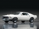 FORD MUSTANG 1969 BOSS 429 WHITE EDITION