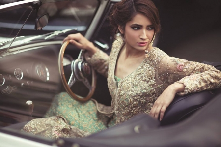 Pakistani Car Girl Girls And Cars Cars Background