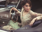Pakistani car girl