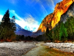 Famous Mountains in Yosemite