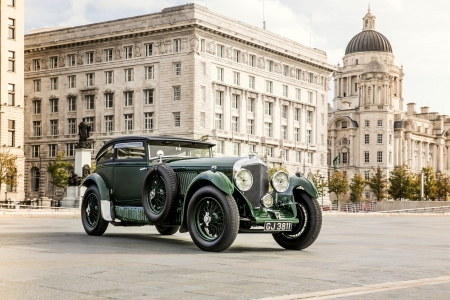 1930 Bentley Speed 6 Coupe - Speed 6, 1930, Coupe, car, Bentley, rare, classic, vintage