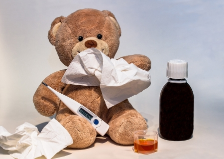 Teddy Bear With Flu Other Abstract Background Wallpapers On Desktop Nexus Image 2229672