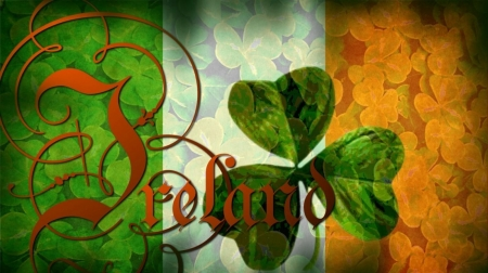 Irish Wallpaper 3d And Cg Abstract Background Wallpapers