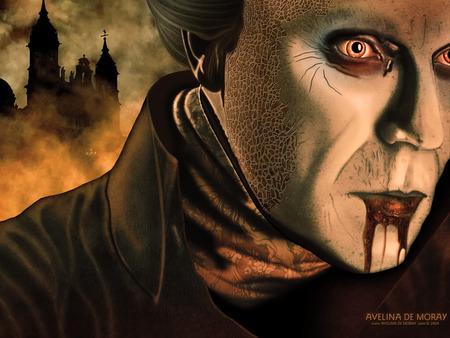 Dracula - vampire, horror, dark, gothic, dracula