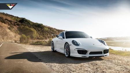 2016 Porsche 991 Carrera S Porsche Cars Background