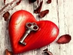 ♥Key of the heart♥