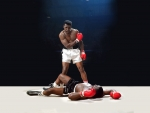 Ali in victory