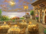 Romantic Dining Invitation