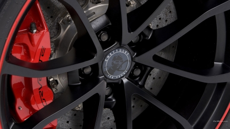 2012 Chevrolet Corvette Centennial Edition ZR1 - Chevrolet, brakes, tyre, 2012, Centennial Edition, wheel, ZR1, Corvette