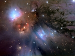 NGC 2170 Still Life with Reflecting Dust