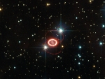 The Mysterious Rings of Supernova 1987A
