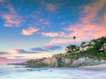 The laguna beach