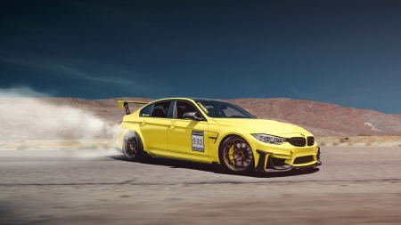 BMW M3 - BMW, off road, M3, wheels, car, BMW M3, dirt, rally, drift