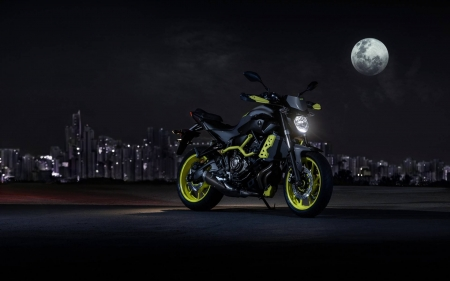 2017 Yamaha MT - cool, fun, 2017 Yamaha, MT, motorcycle